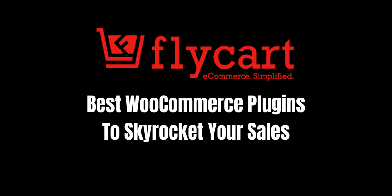 5 Best WooCommerce Plugins from FlyCart with 10% Discount