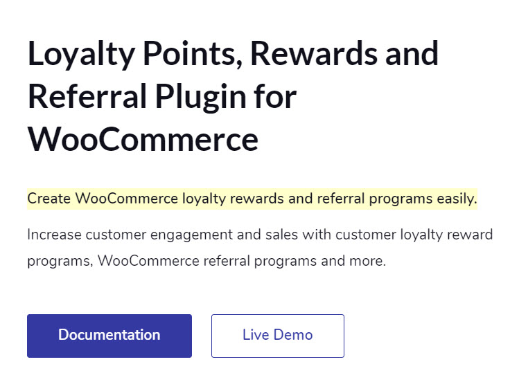 Loyalty Points for WooCommerce by FlyCart